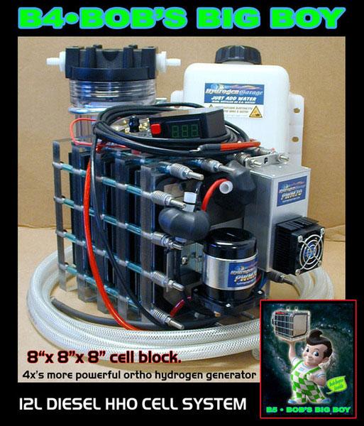 hydrogen trucker. Black Bedroom Furniture Sets. Home Design Ideas